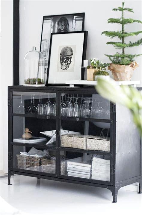 buffet cabinet with glass doors best 25 black buffet ideas on painted buffet