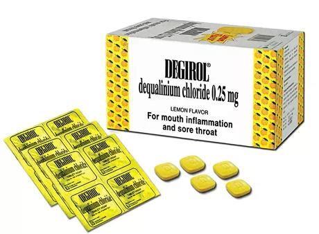 Obat Degirol 17 obat apotik radang tenggorokan paling manjur cepat sembuh
