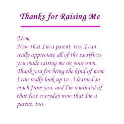 Thank You Letter Foster Mom thank you messages for dad poems and quotes to write on a