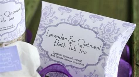Homemade Oatmeal Bath Tea Recipe