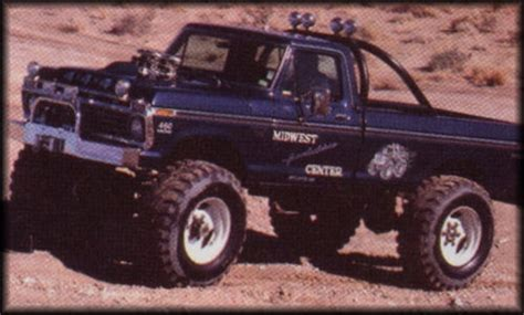 bigfoot the original truck original big truck corvetteforum chevrolet