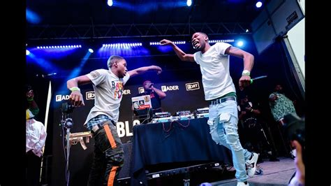 blocboy jb doing shoot dance blocboy jb rover live at fader fort vr180 youtube