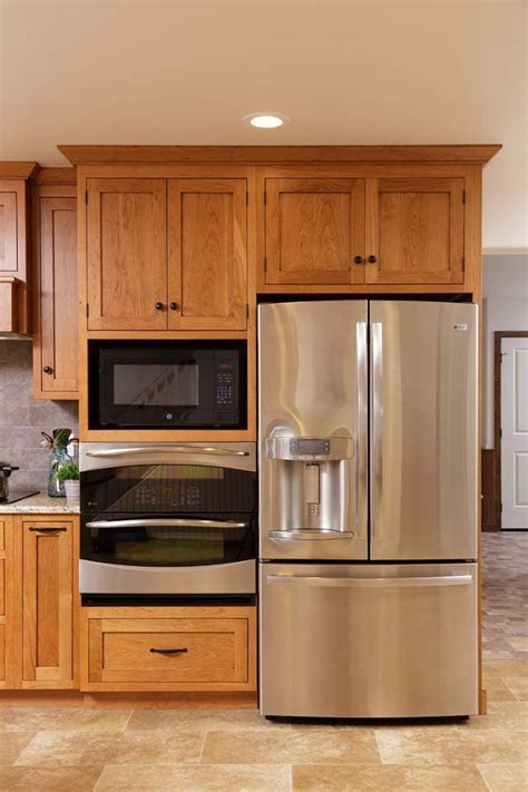 kitchen microwave cabinet 25 best ideas about built in microwave oven on pinterest