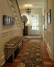 help foyer rug and runner mix and match