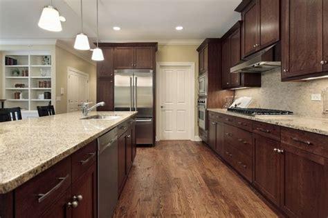 santa cecilia light granite countertops kitchen