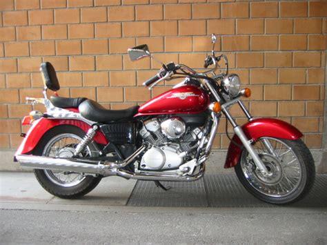 honda shadow 125 motos casco honda shadow 125
