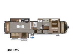 keystone rv floor plans keystone montana 3810 ms rvs for sale in new york