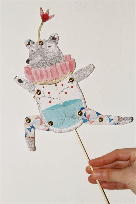 Paper Puppet For - best 25 paper puppets ideas on
