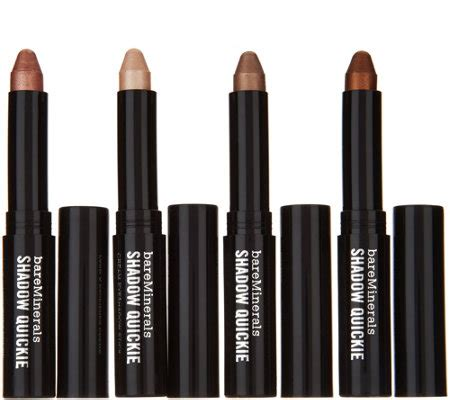 Bare Escentuals Lip Quickies by Bareminerals As A Wink Shadow Collection