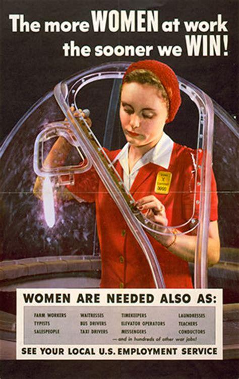 women  work  world war ii aircraft factory