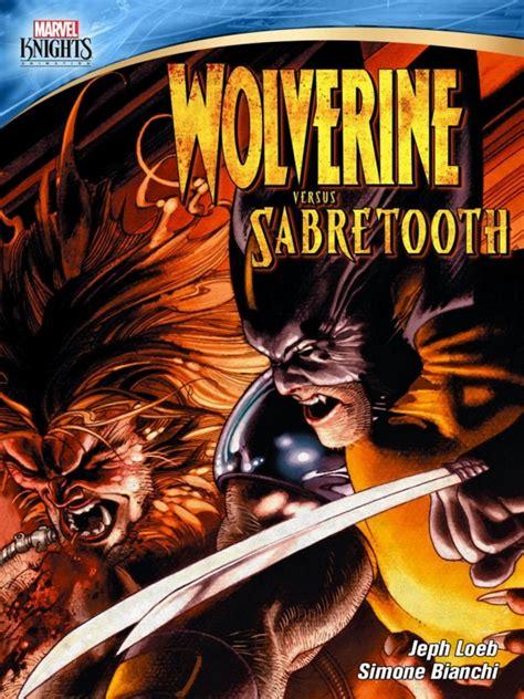 film marvel prochainement marvel knights wolverine vs sabretooth film 2014