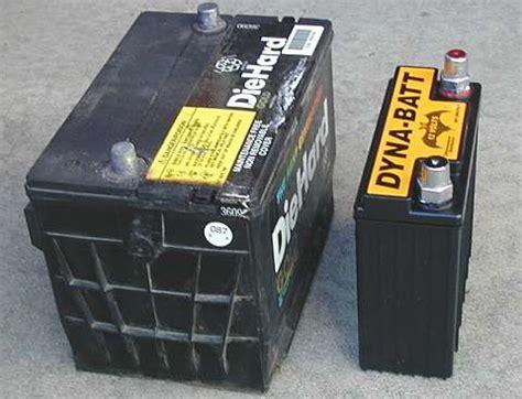 stealth  dyna batt battery