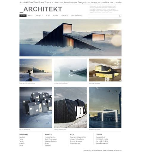 architecture portfolio templates 11 best images about portfolio ideas on