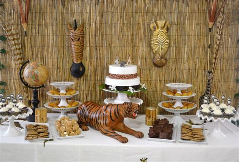 african themed decor safari baby shower project nursery