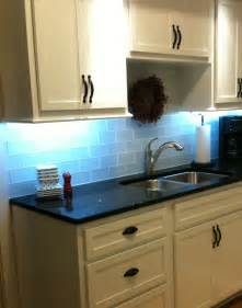 Frosted Glass Backsplash In Kitchen by Frosted Sky Kitchen Backsplash Subway Tile Outlet