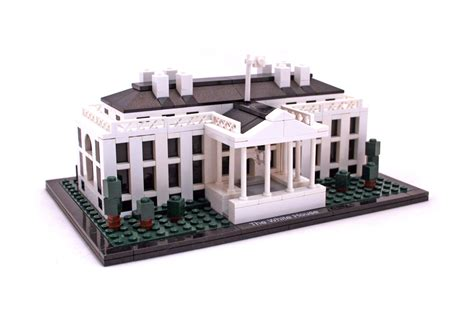 lego architecture white house image gallery lego set 21006