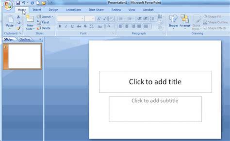 pengertian layout pada ms power point cara menambahkan slide pada powerpoint 2007 just click