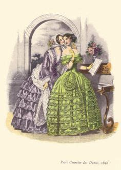 1000+ images about full colour fashion plates:1850 1859 on