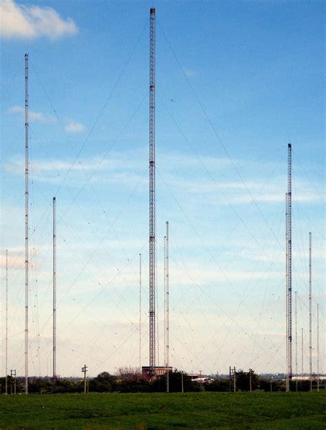 radio masts and towers