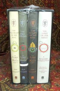 the lord of the 0007581149 lord of the rings from the tolkien bookshelf books ioba