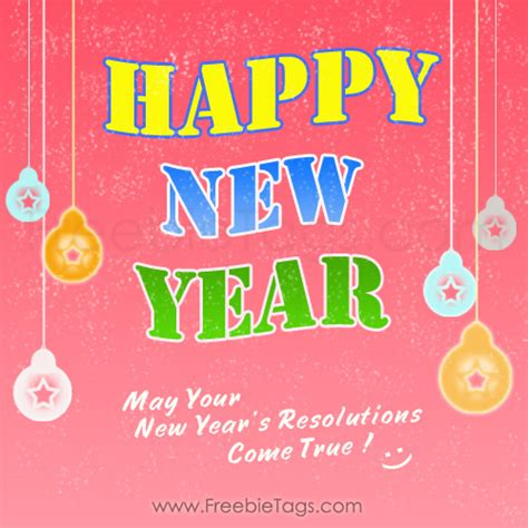 tag friends and family members with happy new year tag