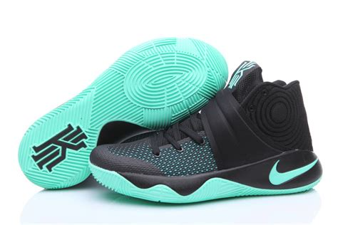 kyrie basketball shoes nike kyrie 2 basketball shoes black jade 819583 nike