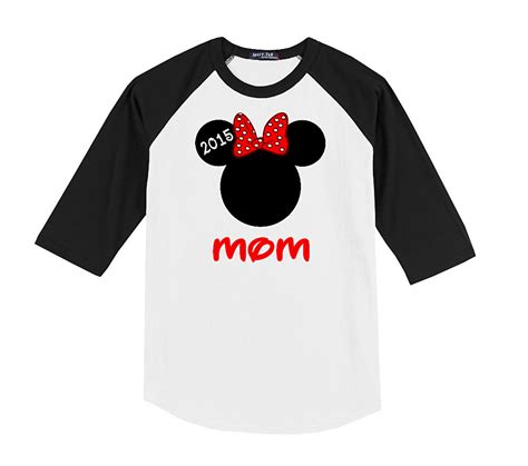 Mickey Small Navy Cp disney reindeer family vacation raglan t shirts the official site of logan to layla