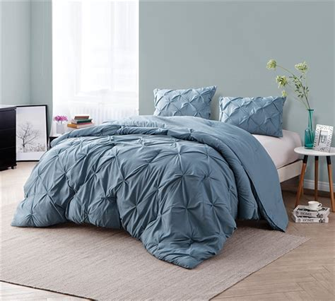 xl king comforter comfortable oversize king comforter sets 226 smoke blue