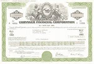 Chrysler Financial Corp by Search Results