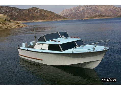 vintage boats for sale california 1959 glasspar seafair sedan powerboat for sale in california