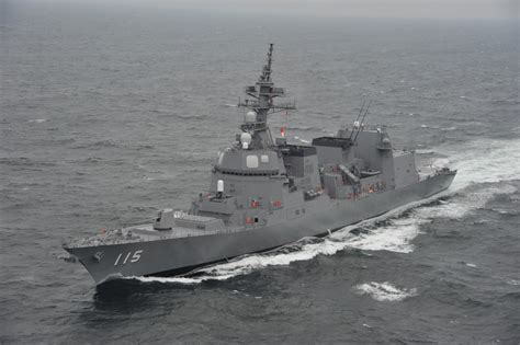 Hyuga Class Helicopter Destroyer Ship 11250 F Toys japan s new destroyers are intentional missile magnets