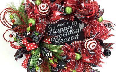 southern charm wreaths    christmas market art home decor