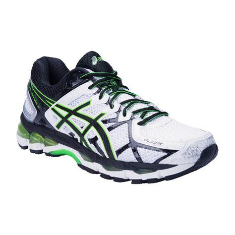 asics kayano mens running shoes asics gel kayano 21 t4h2n 0190 mens running shoes