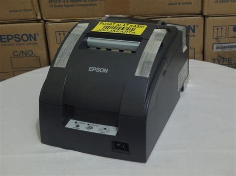 printer kasir epson tmu220d kondisi matot jual printer kasir epson tm u220d manual cutter terlaris
