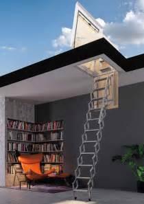 scale a scomparsa per soffitte scale retrattili per terrazze e tetti