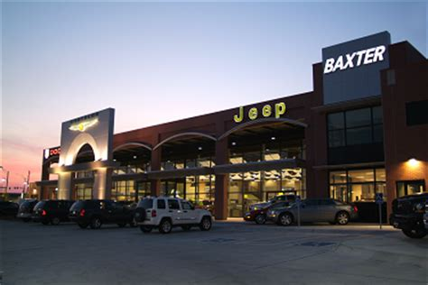 Baxter Jeep Omaha Blakeman Engineering Commercial Projects