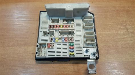 renault scenic fuse box 2008 wiring diagram schemes
