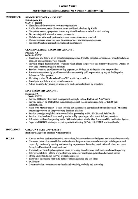 Bankruptcy Analyst Cover Letter by Bankruptcy Analyst Sle Resume Weekly Invoice Template Maternity Sle Resume