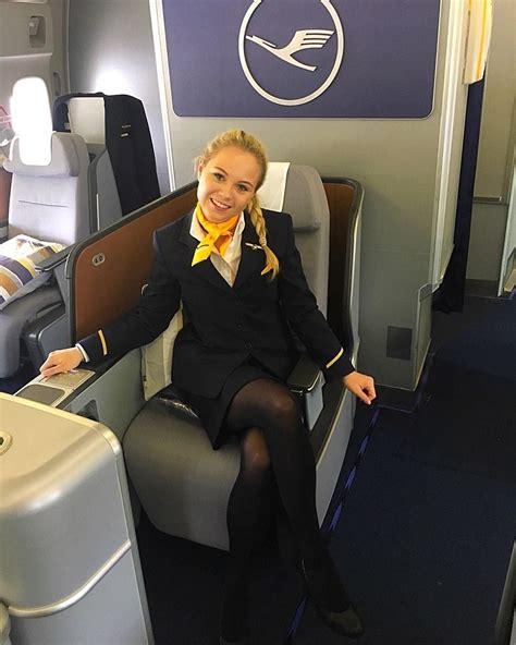 lufthansa cabin crew lufthansa stewardess commercial airlines stewardesses