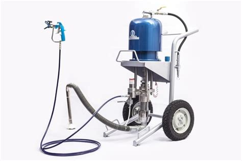 spray painting units industrial airless spray painting equipment in pcntda