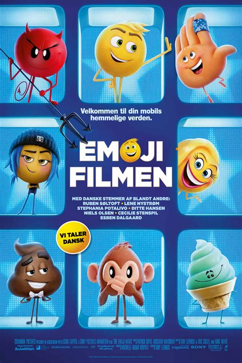 film om emoji emoji filmen