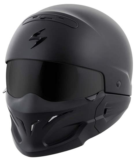 scorpion motocross helmets scorpion covert convertible 3 in 1 half full face helmet