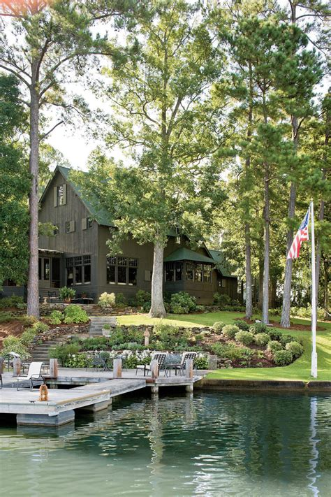 boats for sale in alabama and georgia on craigslist naturally inspired georgia lake house southern living
