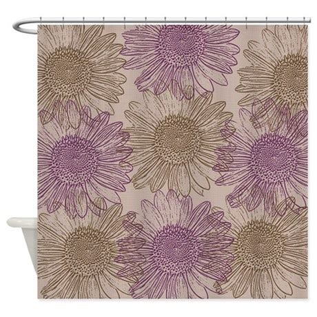 Purple And Gold Shower Curtain purple and gold sunflowers shower curtain by be inspired by life