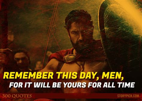 film quotes from 300 12 powerful quotes from 300 which will ignite the fire