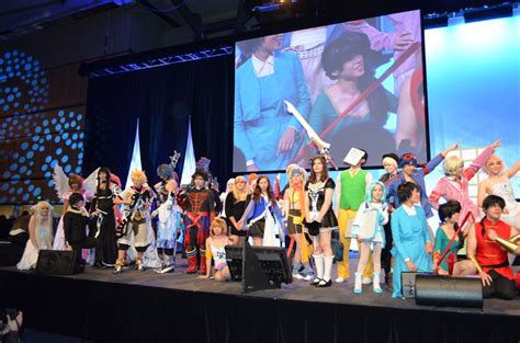 convention competition 9 thoughts you at an anime convention