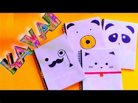 decorar hojas blancas decora tus cuadernos con hojas blancas youtube