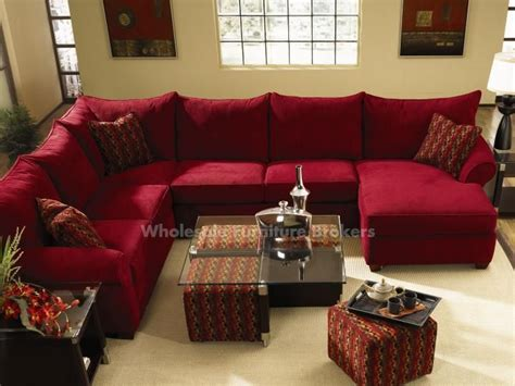 how to get coffee out of a couch diggin the red sectional and the coffee table with the