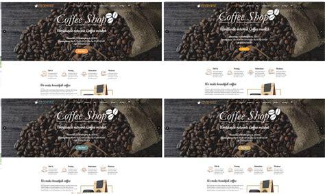 Et Coffee et coffee free responsive coffee website templates