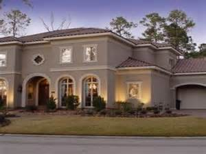Tuscan Home Exterior Colors - stucco house colors exterior homes stucco exterior paint schemes mediterranean paint colors